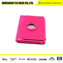 Elegant plastic pink T009 tablet case