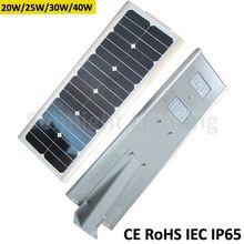 Easily using Unified solar led street light system solar light balls