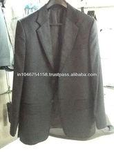 Indian Fashion Top Quality Mens Blazer Color Grey