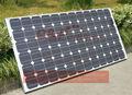 fuente de energía renovable montado en el techo sistema fotovoltaico con 25 años de garantía