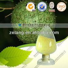 100% Pure Graviola Fruit Powder /4:1 Soursop Powder Extract