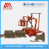 QMR2-45 concrete block machine moulds manual brick making machinery for sale