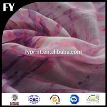 Digital print polyester spandex fabric / cotton polyester spandex fabric / microfiber polyester spandex fabric