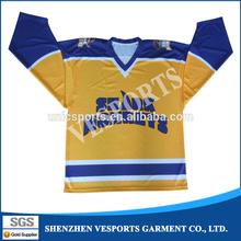 Custom cheap team hockey jerseys for leagues and clubs