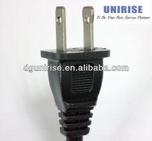 NEMA 1-15P PLUG power cord