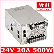 Transformer with PFC function SP-500-24 240v ac 24v dc transformer