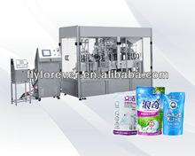 Horizontal Prefabricated Self-stand Bag & Automatic Packing Machine