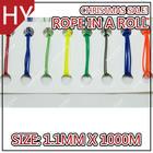 HYropes RR0199 lime green Color kite windsurf rope line kite
