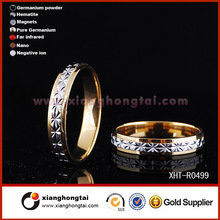 Wholesale Fashion 316L Stainless Steel Wedding Ring