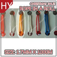 HYropes RR0155 orange red Color braided finshing line fishing spear line