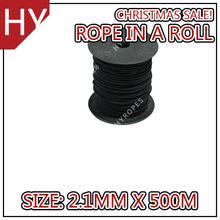 HYropes RR0228 black Color dive gear braided finshing line