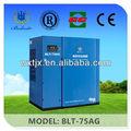 de aire de tornillo compresor de aire de refrigeración de accionamiento directo