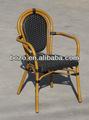Muebles de aluminio exterior / de bambú sillas de restaurante