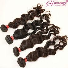 homeage wholesale full stock fashion black women hair