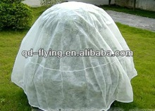High quality spunbond pp nonwoven winter fleece jacket for agriculture