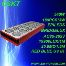 2015 Preminum 600W Led Grow Light , Grow Led Light , Full Spectrum Led Grow Lights Apollo 12 Cheap Price DIY UV IR Red Blue