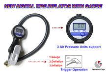 New Digital tire Inflator