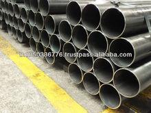 ERW round steel pipe