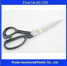 [Ruida] 2014 250mm 65Mn+Cast steel tailor tools, industry best tailor scissor D-225