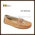 minyo امرأة نمط جديد من احذية عادية الراحة