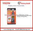 17ml Heat Resistant Fireplace Sealant