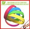 Bulk Cheap Customed Logo Printed Silicone Wristband