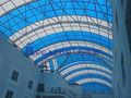 10 ans de garantie de qualité tôle de toiture en polycarbonate
