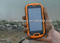"S09 ip68 quad core 4.3"" robusto android telefone móvel esperto, gps, agps, ptt e nfc opcional made in china alibaba"