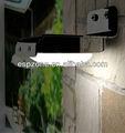 Garten-Oase tragbare solar light zaunpfosten kappe für garten