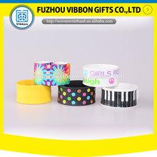reflective PVC slap Wristband/bangle/bracele/snap on bracelet