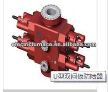 Double Ram Blowout Preventer (bop) and petroleum equipment ,kill choke manifold