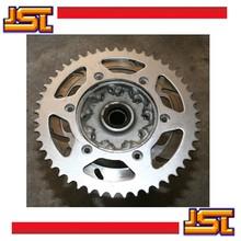 OEM die casting aluminum motorcycle chain wheel