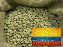 Green Coffee Beans Arabica