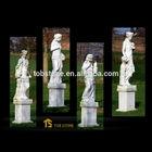 female marble sculpture