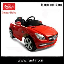 Rastar Licensed Mercedes-SLK Wireless remote control ride on car for kids
