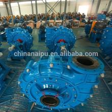 From China high quality 450NZJA series slurry mining sand pump