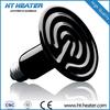 HT-CPT Far Infrared Reptile Pet Turtle Spot Bulb Lamp Ceramic Heater 50-240V E27