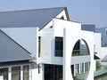 láminas para techos de aluminio de color