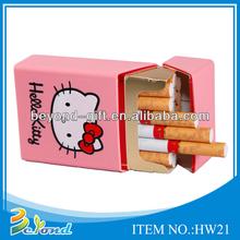 Custom printing silicone cigarette case