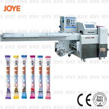 Frozen Sucker Flow Wrapping Bagging Machine JY-280/DXD-280