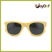 Top selling handmade high quality bamboo sunglass with wooden sunglass with case