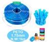 3D Printing Materails 1.75mm 3.00mm PETG / ABS / PLA filament N.W 1kg 0.7kg 0.3kg 0.5kg FDM 3D printer / OEM service
