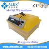 best price chicken egg incubator AI-48(12V) egg incubator power used cars in dubai