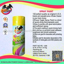 PE Heat Resistant Acrylic Spray Paint