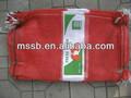 Hdpe monofilamento net frutas de malha sacos de embalagem