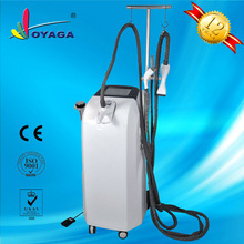 V8 shape equipment With Updated 40k cavitation head and 4 intelligent vacuum roller handpieces N8+2