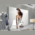 wall montado led backlit foto imagem quadro de luz