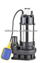 Pompa sommersa, acque di scarico della pompa, pompa per acque luride