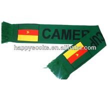 football club fans scarf