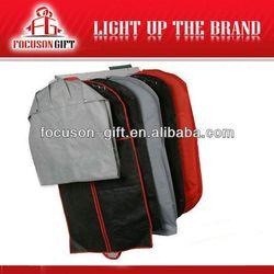 Advertising Logo Printed garment suit cover bag